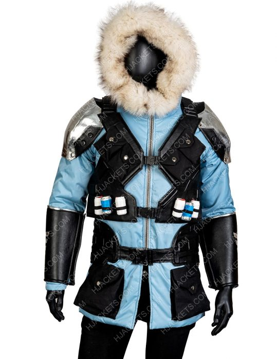 Captain Cold Injustice 2 Parka