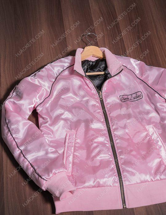Grease Pink Lady Reversible Jacket
