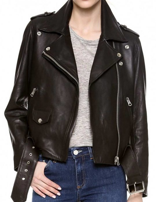 krysten ritter jacket
