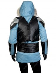 Injustice 2 Video Game Captain Cold Jacket