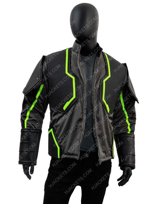 Injustice 2 videogame leather Jacket