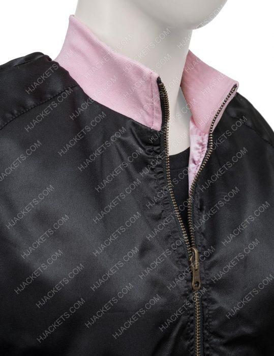 Pink Ladies Grease Reversible Jacket