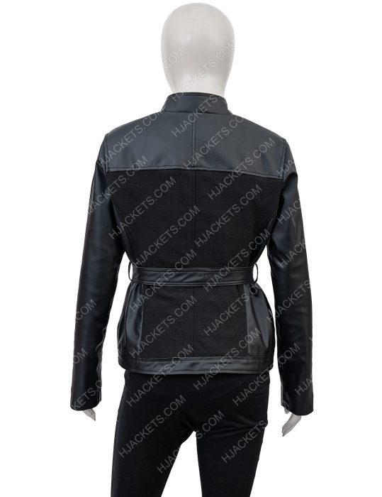 Scarlett Johansson Avengers Black Widow Jacket