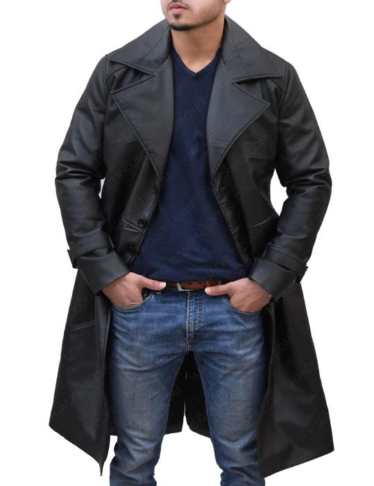 albert-wesker-alligator-leather-coat