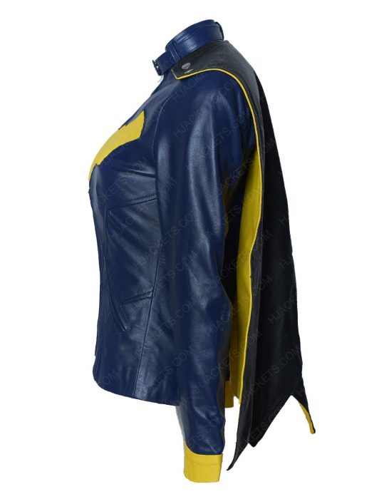 arkham knight batgirl jacket