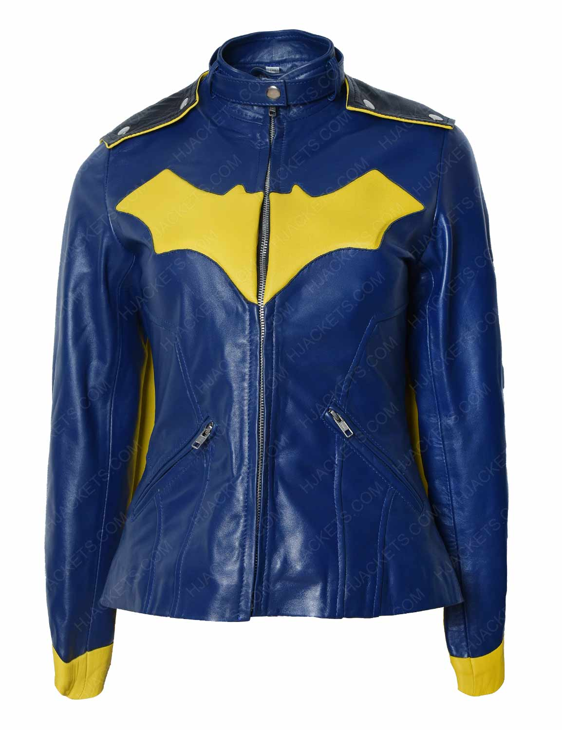 Batman Arkham Knight Batgirl Leather Jacket