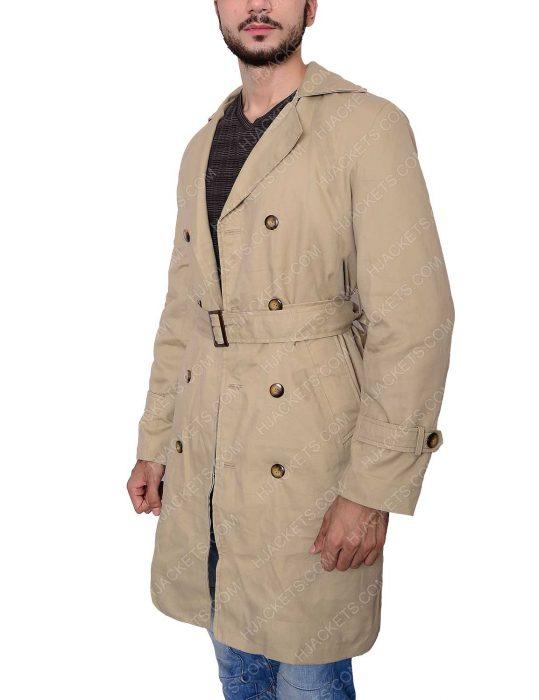 castiel coat