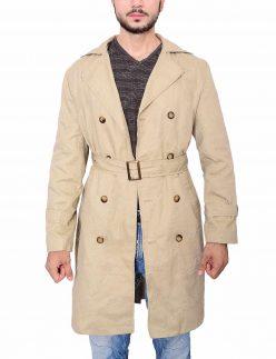 castiel trench coat