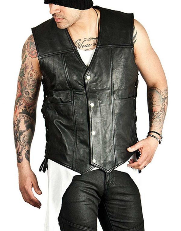 daryl-dixon-leather-vest