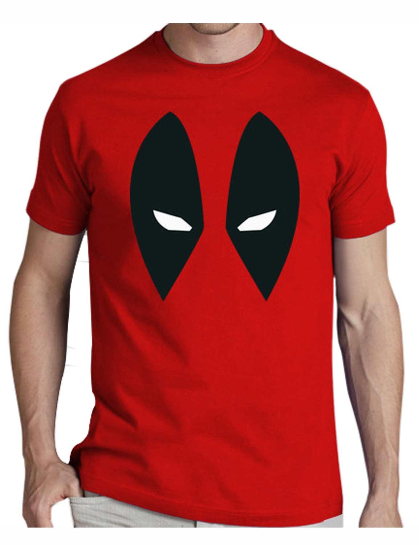 T-Shirt logo Deadpool Cotton Division
