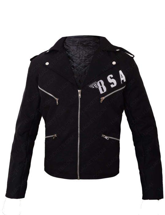 george michael bsa jacket