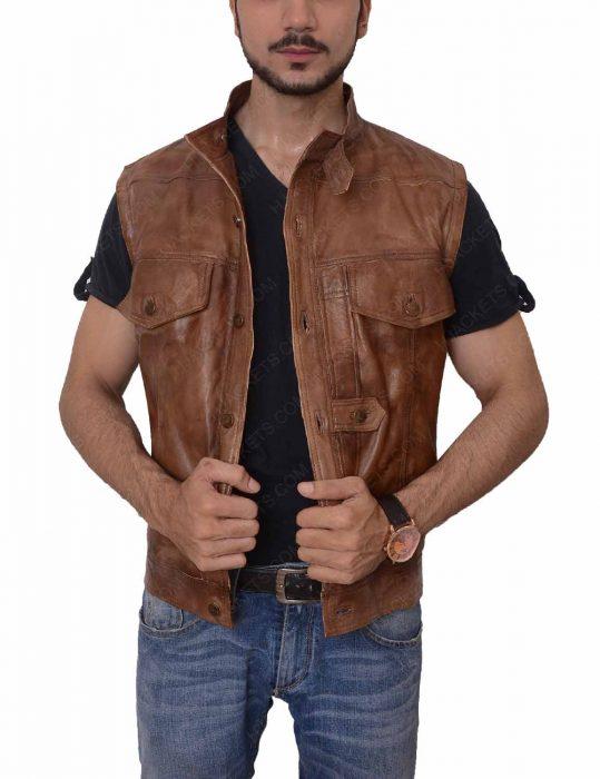 grant bowler vest