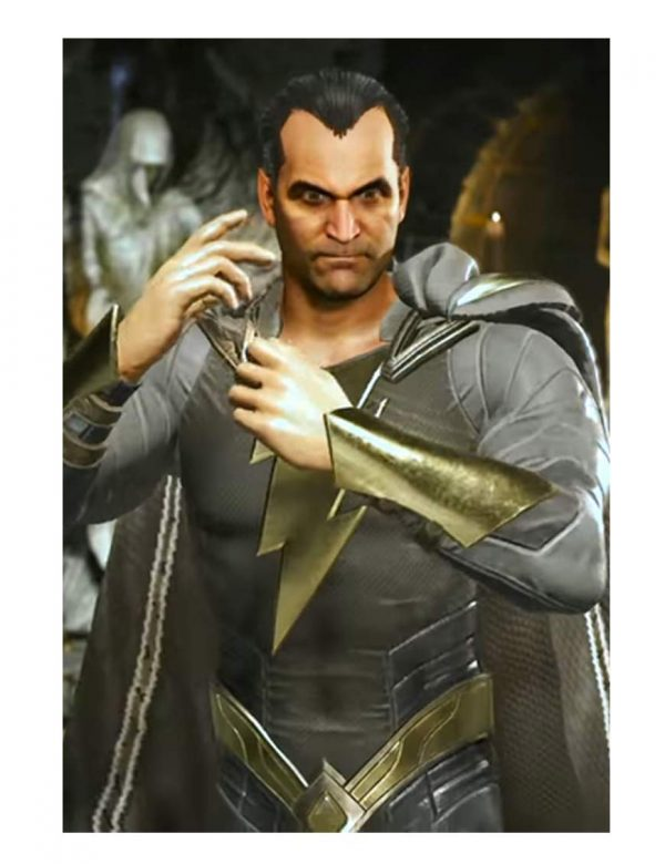 injustice-2-black-adam-jacket