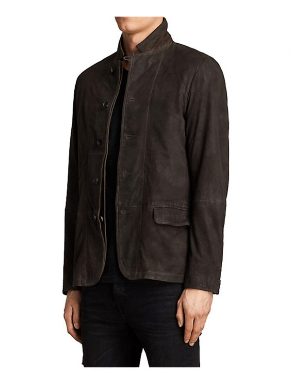 mens-brown-blazer-leather-jacket