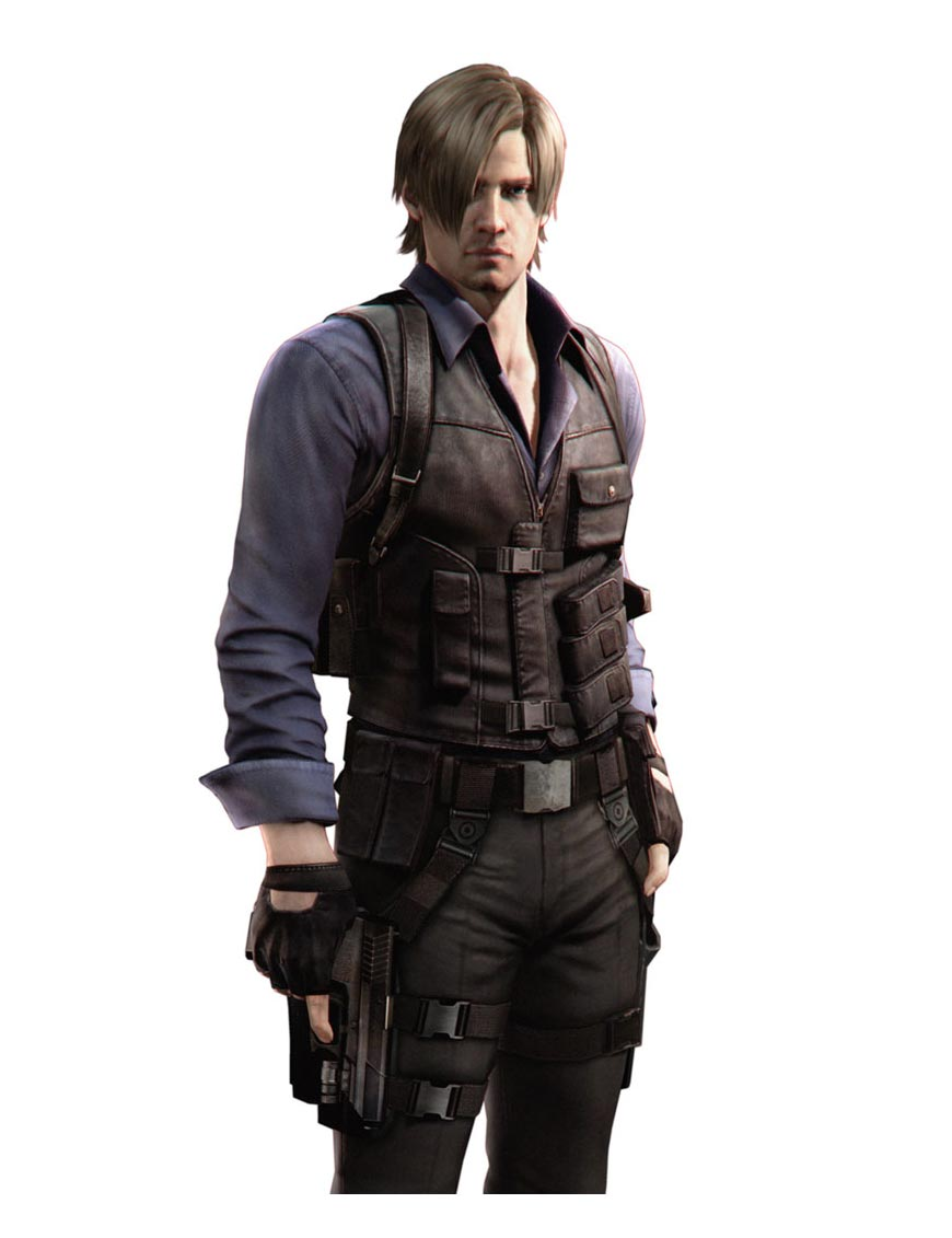 Resident Evil 3d Animation
