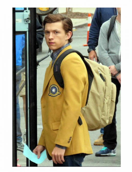 spideman-homecoming-yellow-leather-jacket