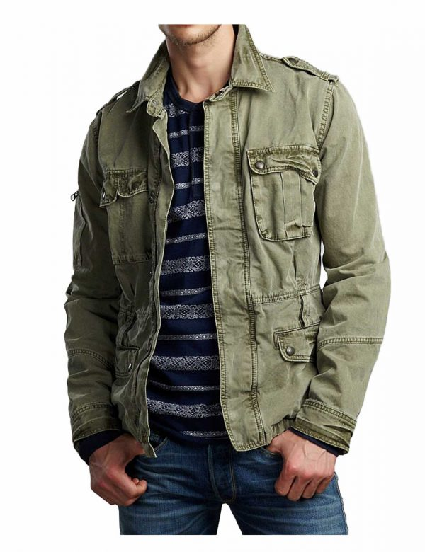supernatural-jared-padalecki-green-twill-jacket