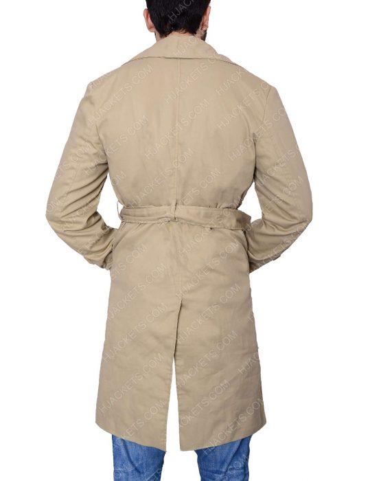 supernatural misha collins coat