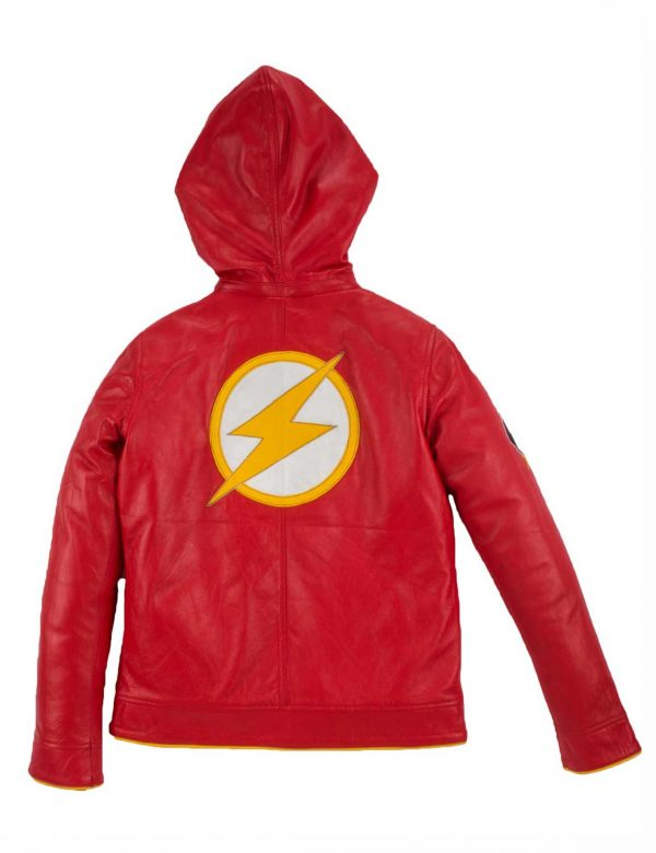 the-flash-hoodie