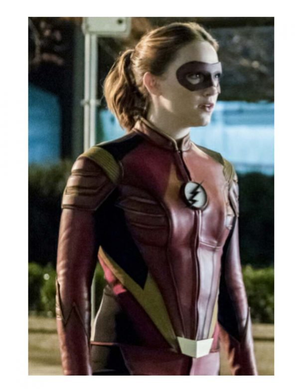 the-flash-jesse-quick-leather-jacket