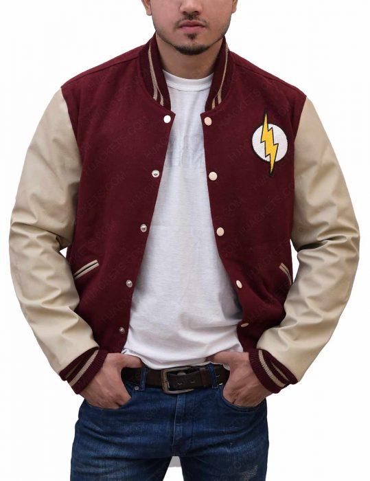 the-flash-letterman-cotton-jacket