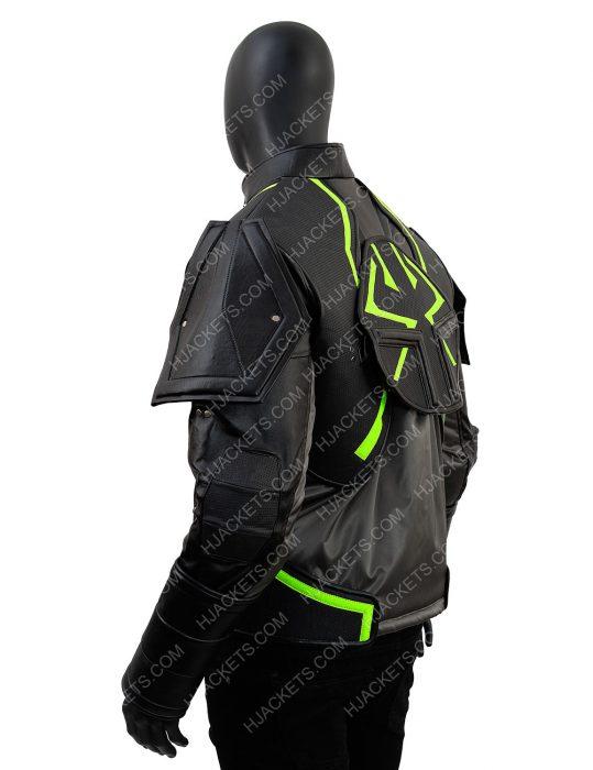 videogame character Bane Jacket