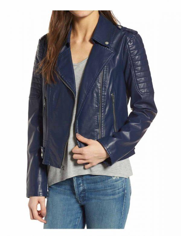 women-blue-leather-jacket