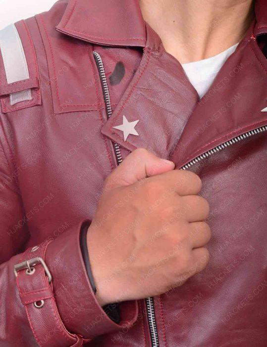 travis touchdown leather jacket