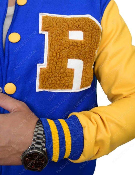 Blue Archie Andrews Jacket