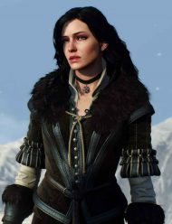 yennefer jacket
