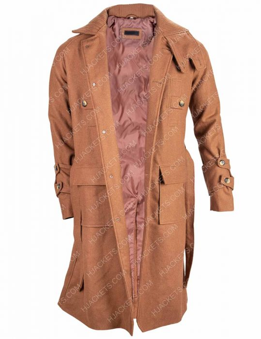 Harrison Ford Blade Runner Brown Coat