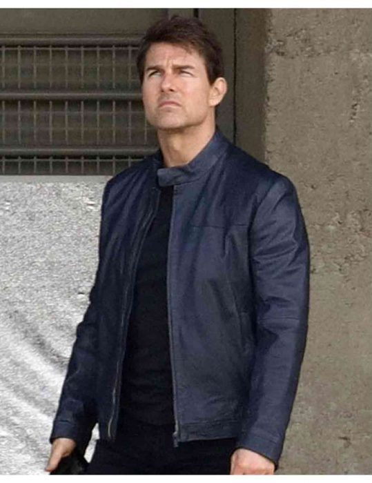 Mission Impossible 6 Jacket worn by Tom Cruise