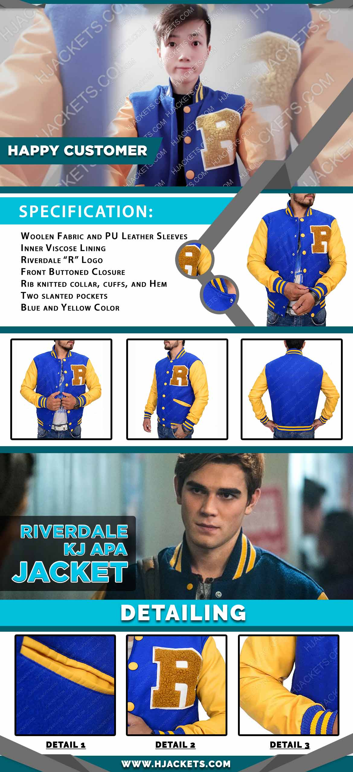 Riverdale Infographic