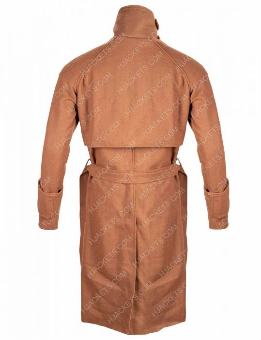 Rick Deckard Harrison Ford Blade Runner Brown Coat