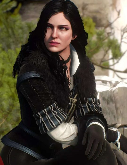 The Witcher 3 Yennefer Vest