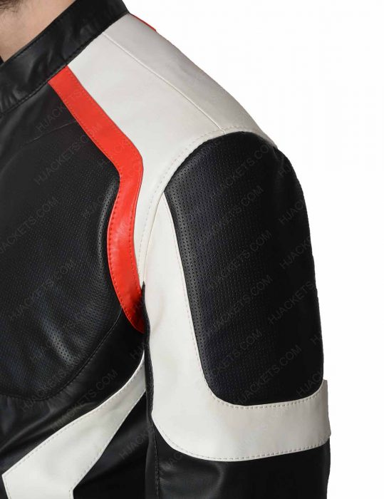 arrow mister terrific echo kellum jacket