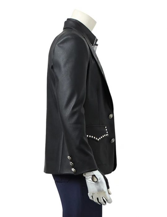 ignis scientia final fantasy xv leather jacket