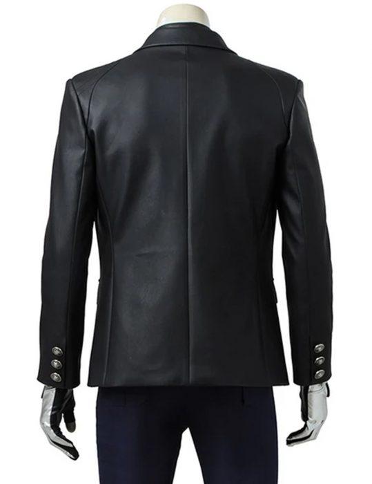 ignis scientia leather jacket