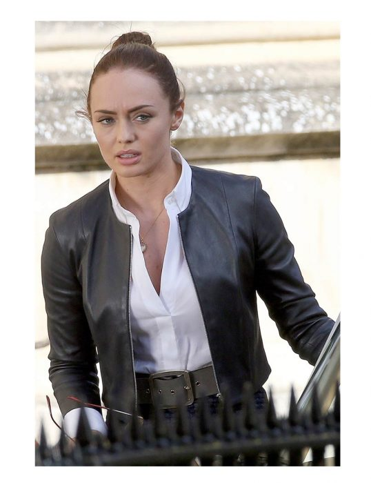 laura-haddock-leather-jacket
