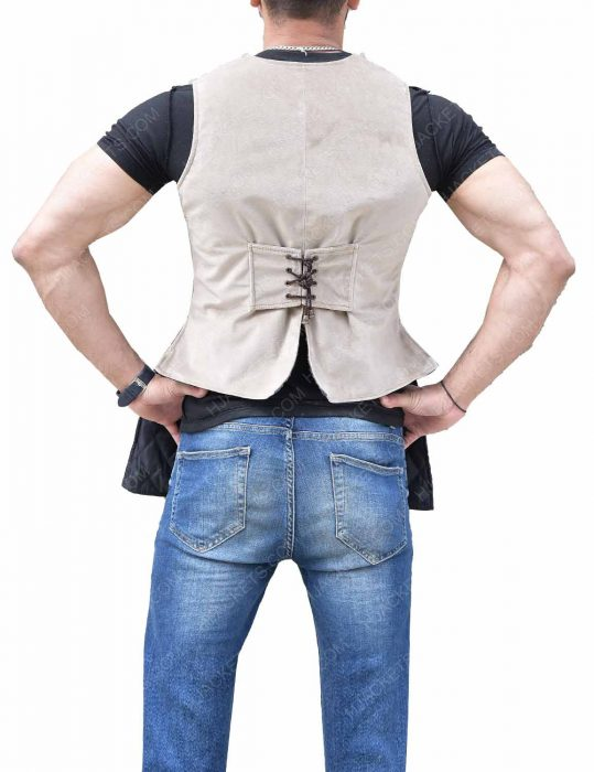 pirates of the caribbean jack sparrow vest
