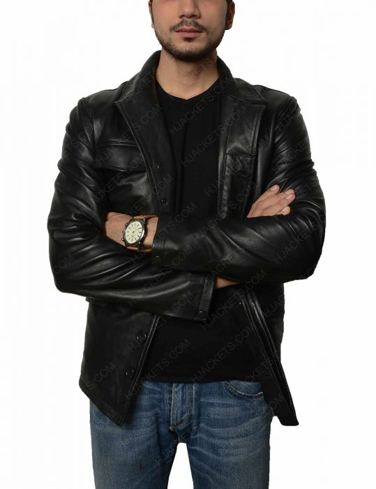 ricky whittle american gods shadow jacket