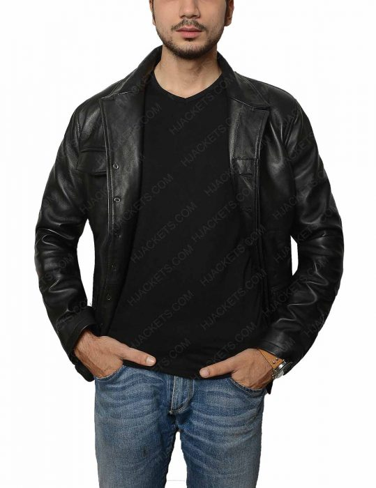 ricky whittle jacket