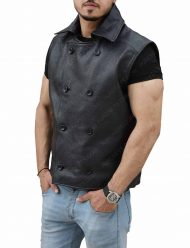 spiderman-leather-vest