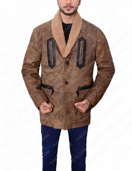 justice league arthur curry jacket