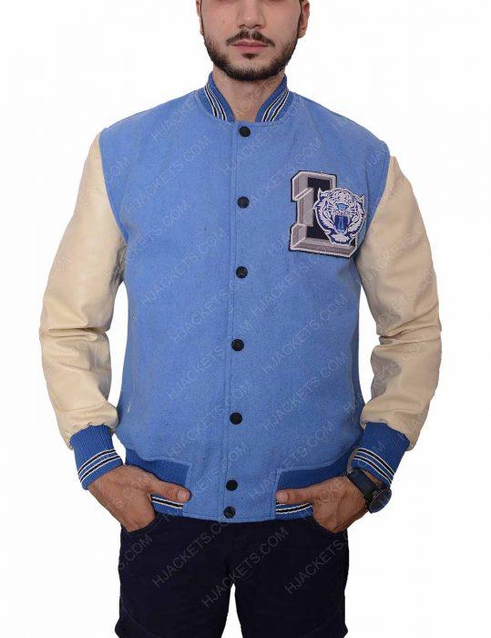 13 reasons why letterman jacket