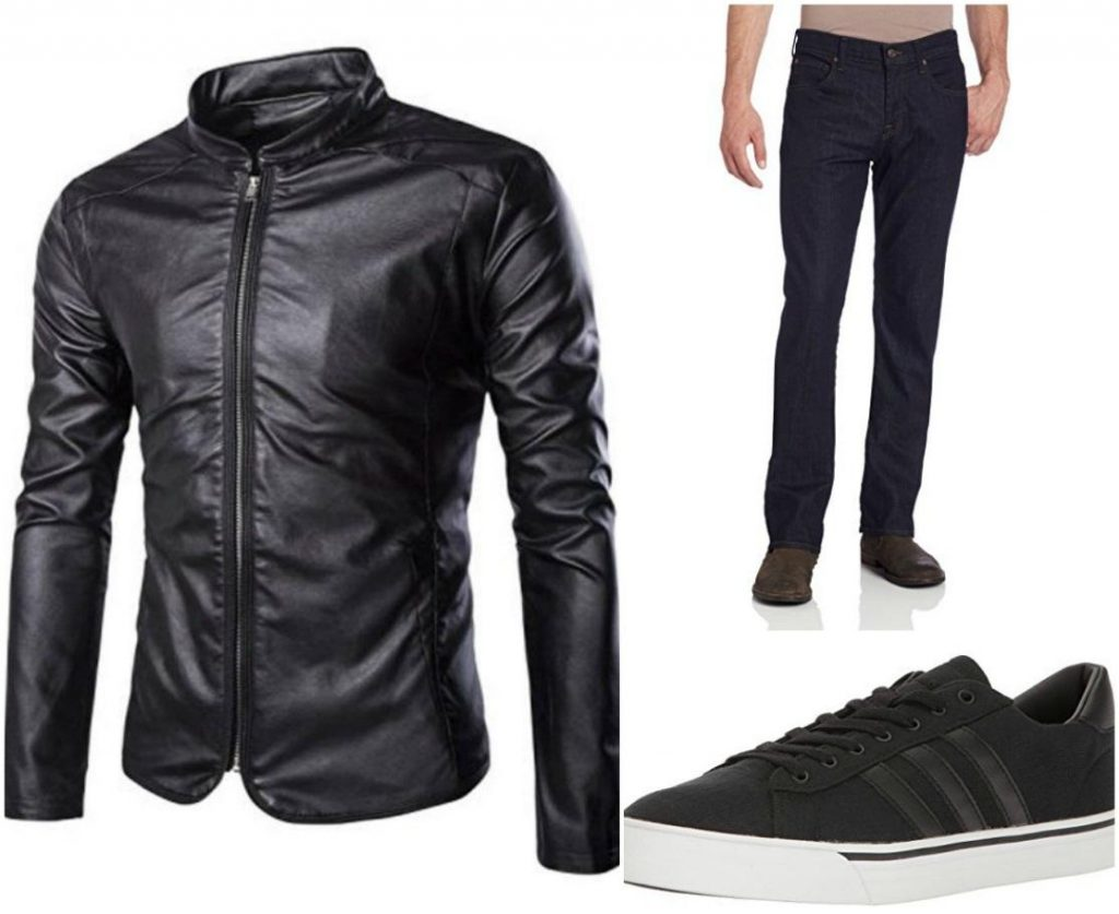 motorcycle jacket for men
