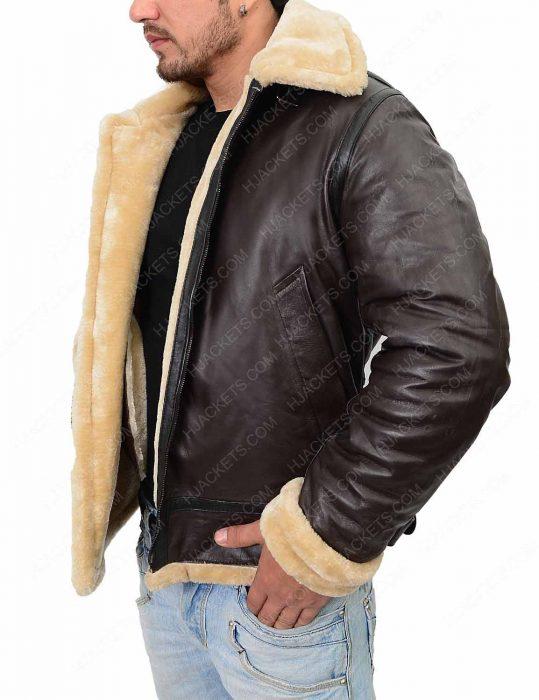 dunkirk leather jacket