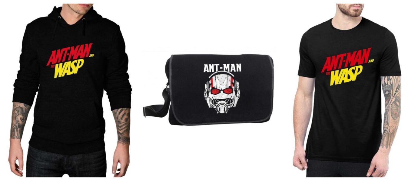 ant man hoodies