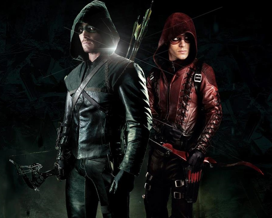 arrow costume jackets