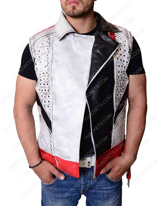 descendants 2 carlos leather jacket